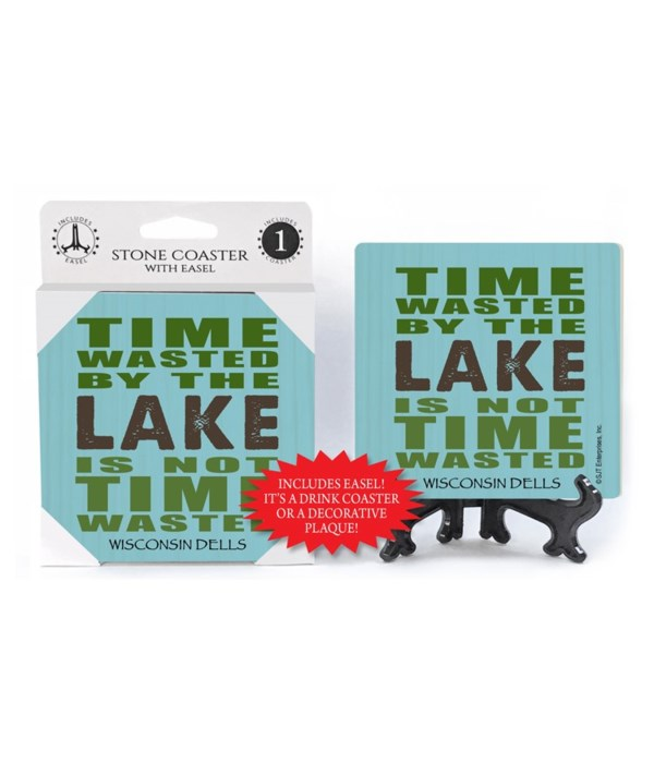 Time wasted by the lake is not wasted ti