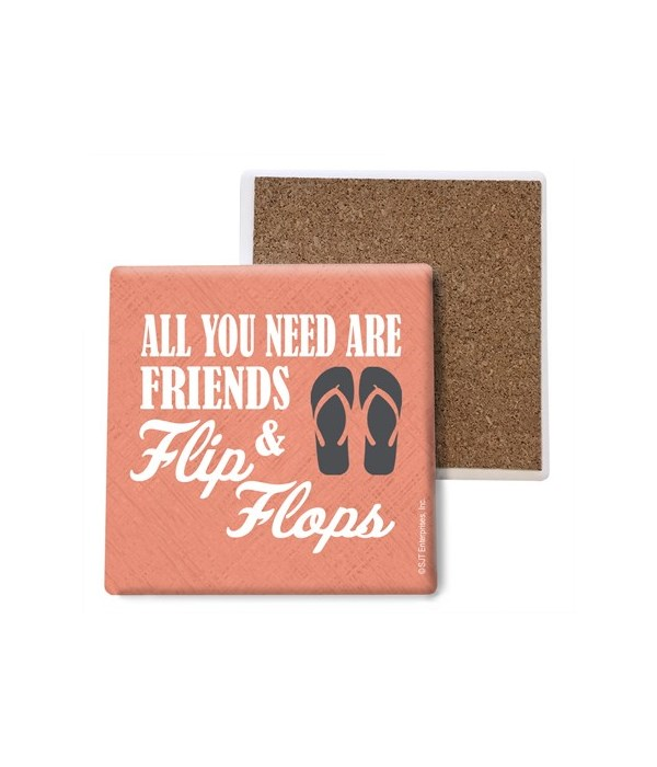 All you need are friends & flip flops co