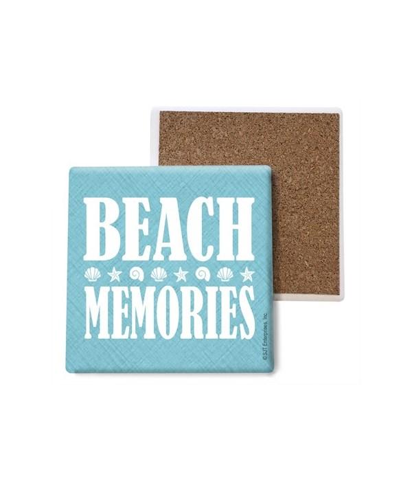 Beach Memories - Shells and starfish coa