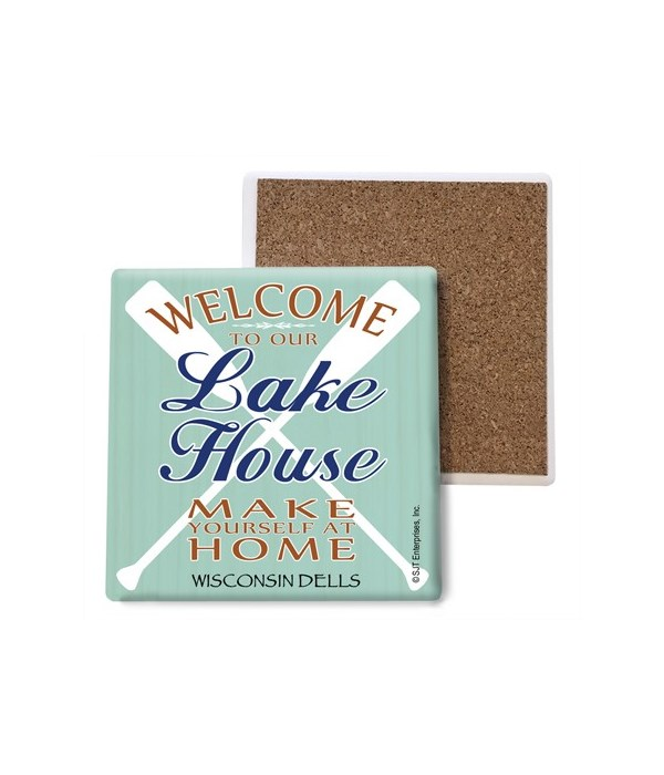 Welcome to our lake house.  Make yoursel
