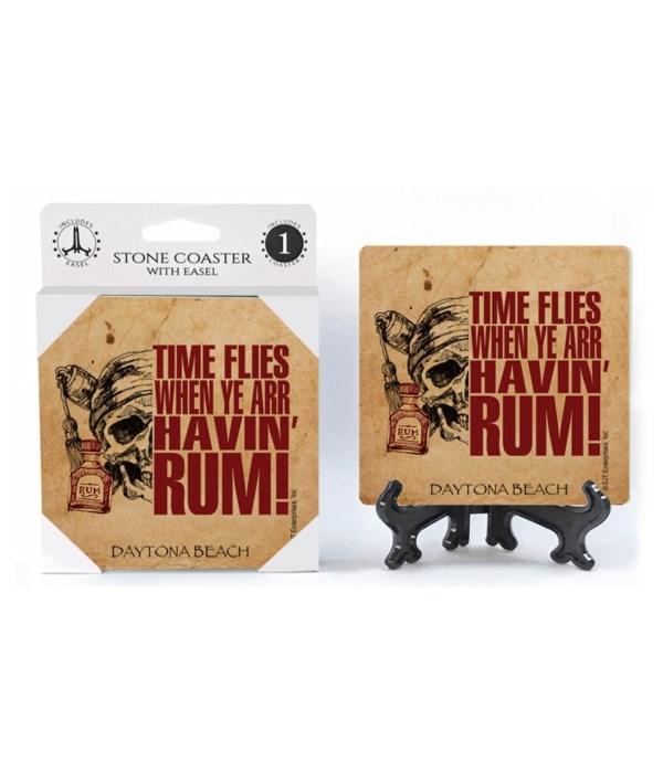 Time flies when Ye Arrr Havin' Rum!