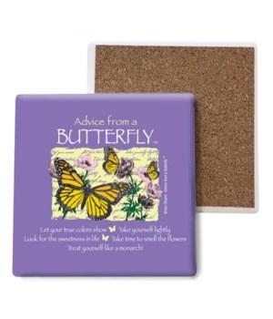 Advice from a Butterfly coaster bulk
