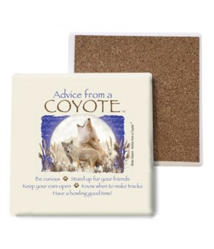 Advice from a Coyote coaster bulk