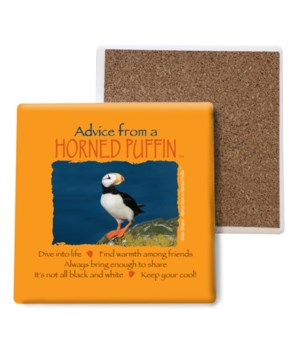 Advice from a Horned Puffin Bulk