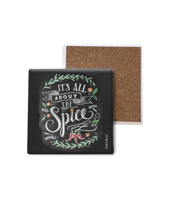 It's all about the spice coaster bulk