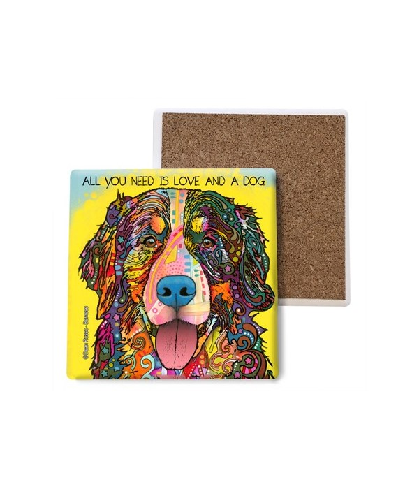 Bernese - All you need is love and a dog