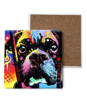 Boxer - 2 - Choose adoption coaster bulk