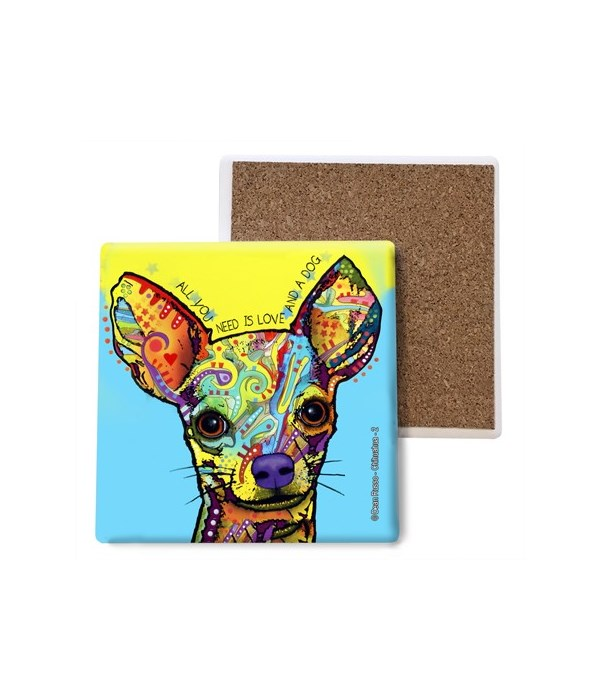 Chihuahua - 2 - All you need is love and