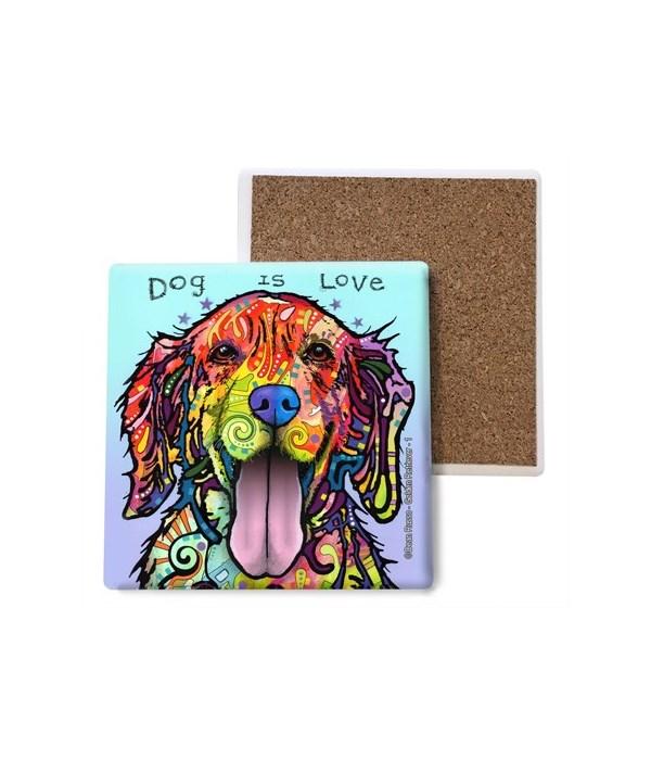 Golden Retriever - 1 - Dog is love coast
