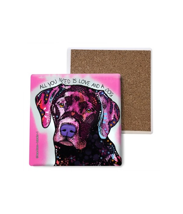 Labrador - 1 - All you need is love and