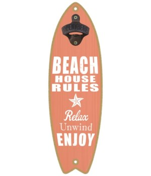 Beach house rules - Relax - Unwind - Enj
