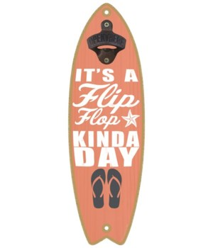 It's a flip flop kinda day (flip flop im