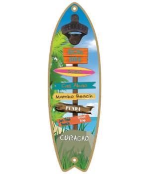 Bon Bini, Curacao BO Surfboard