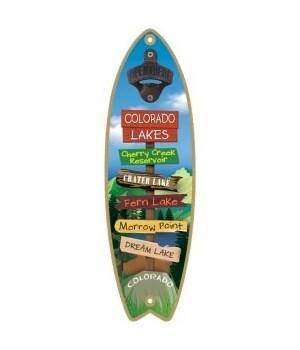 Mountian Destination BO Surfboard