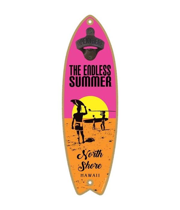 The Endless Summer - North Shore - Hawai