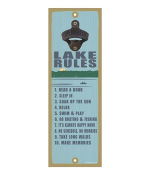 Lake rules (lake image)