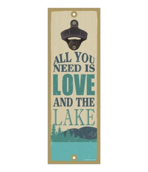 All you need is love and the lake (mount
