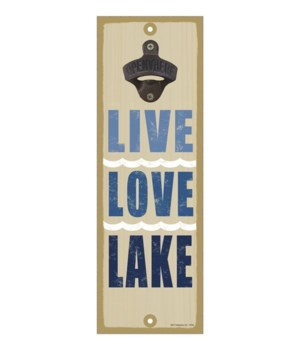 Live. Love. Lake.