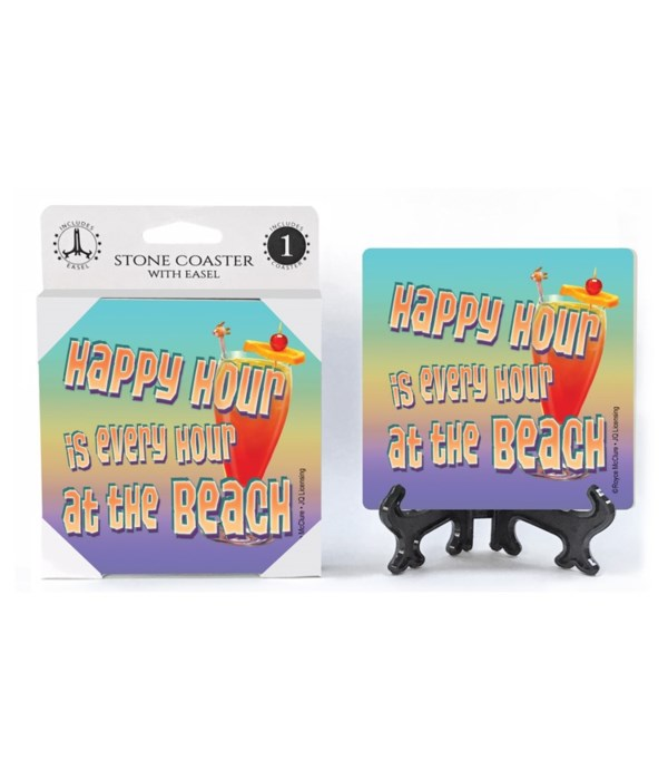 Happy hour is every hour at the beach -