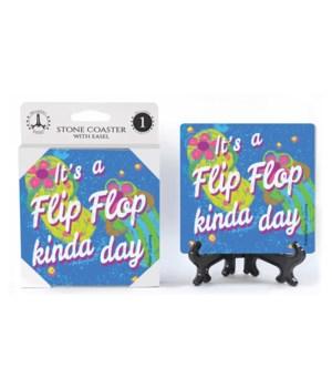 It's a flip flop kinda day - JQ coaster