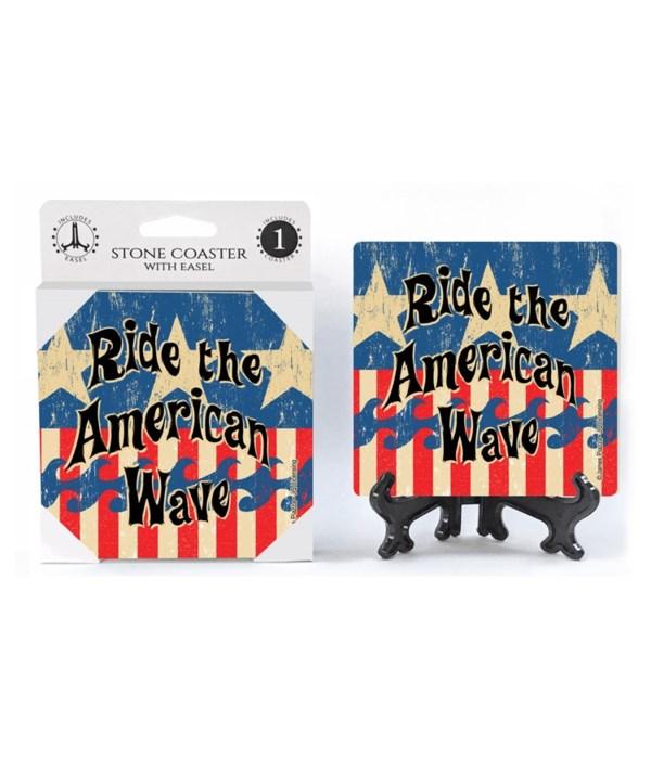 Ride the American wave - JQ coaster