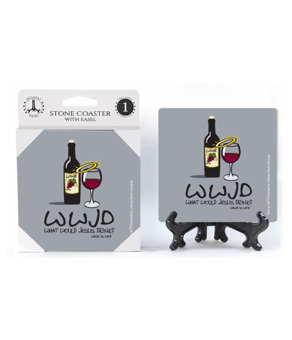 WWJD - what would Jesus drink? - wine bo