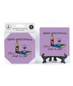 Grape expectations - wine bottle it clos