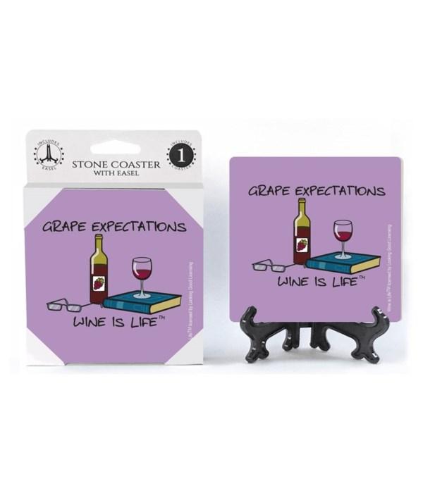 Grape expectations - wine bottle it clos