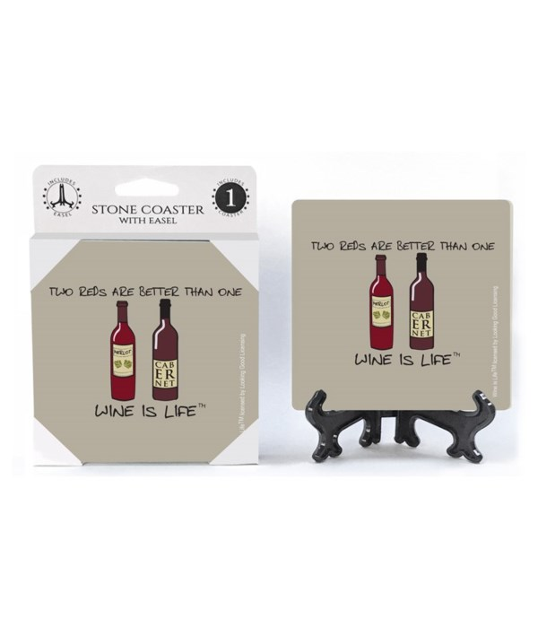 Two reds are better than one - merlot an