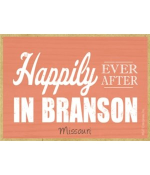 Happily ever after in (destination)