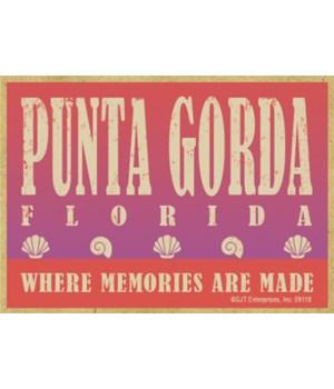 Punta Gorda-Where memories are made