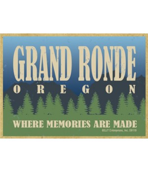 Grand Ronde, OR-Where Memories Are Made