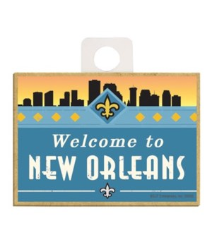 """""""New Orleans"""" - Welcome to New Orleans s"""