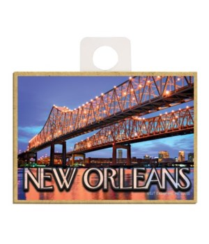 """""""New Orleans"""" - Cresent City Connection"""