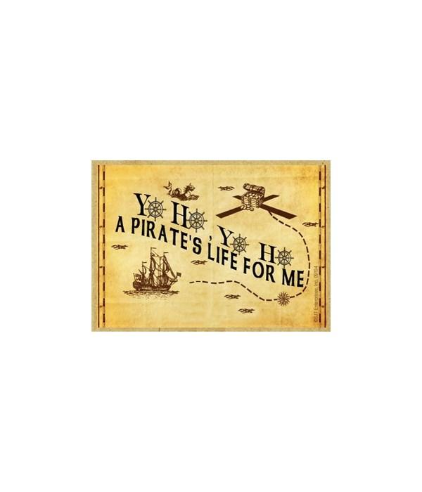 Yo ho, yo ho, a pirates life for me! Mag