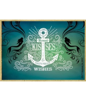 Mermaid Kisses & Salty Pirate Wishes Mag