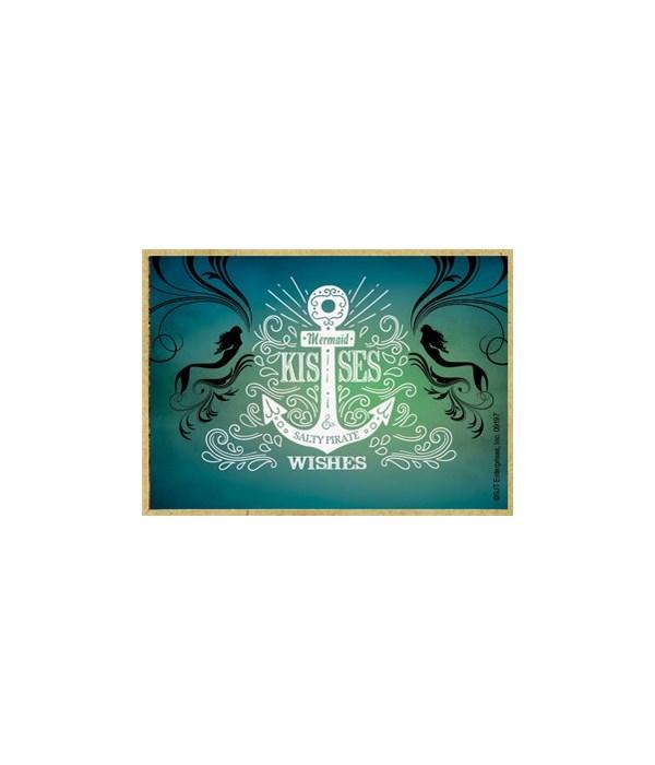 Mermaid Kisses & Salty Pirate Wishes Mag