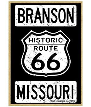 Route 66 - Branson, Missouri Magnet