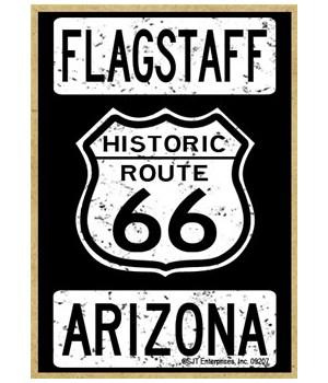 Historic Route 66 - Flagstaff, Arizona -