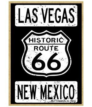 Historic Route 66 - Las Vegas, New Mexic