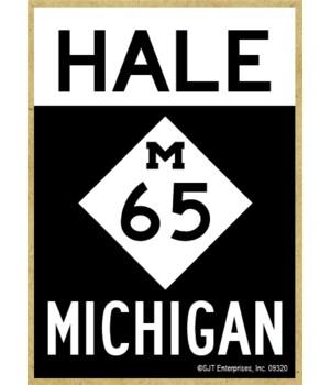M-65 Hale wood magnet