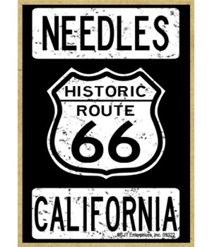 Route 66 - Needles, California Magnet