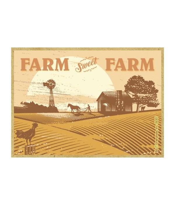 FARM Sweet FARM Magnet