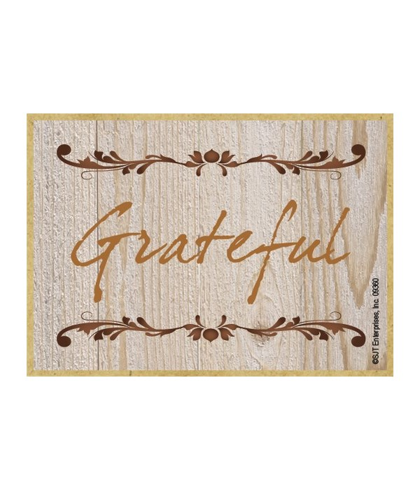 Grateful Magnet
