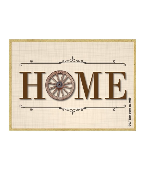 HOME Magnet