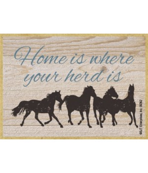 Home is where your herd is (band of hors