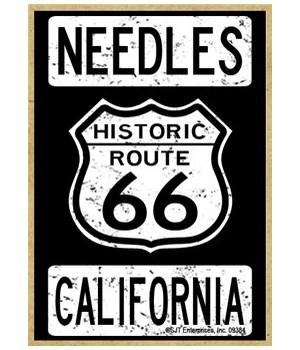 Historic Route 66 - Needles, California