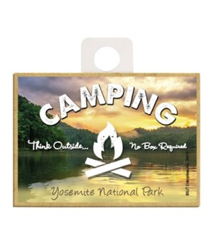 Camping - Think Outside - No Box Require