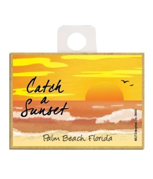 Catch a Sunset - Beach w/waves and sunse