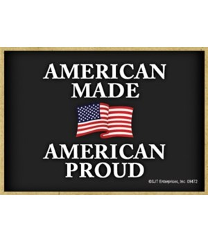American Made - American Proud Magnet